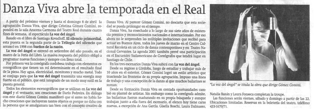 Danza Viva abre la temporada en el Real